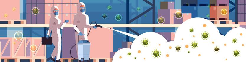 Desinfección por Ozono | Limpiezas Hurtado contra el Coronavirus
